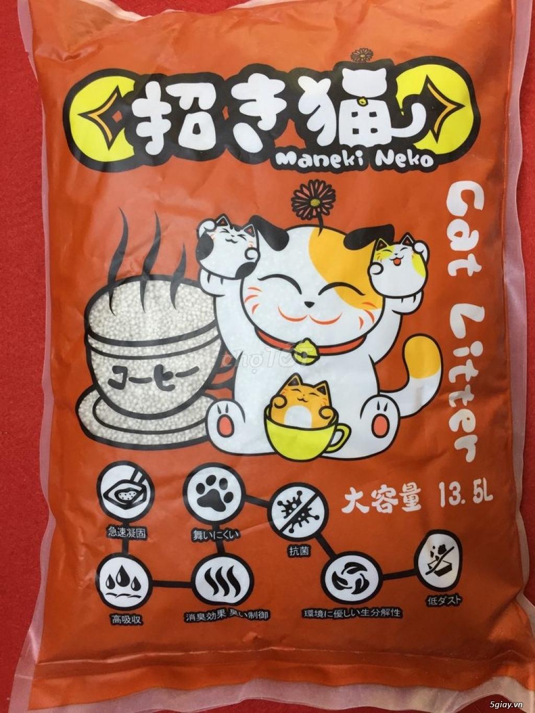 Thức Ăn Cho Mèo Royal, Cat's Eye, Catsrang, Minino - Cát Vệ Sinh Mèo