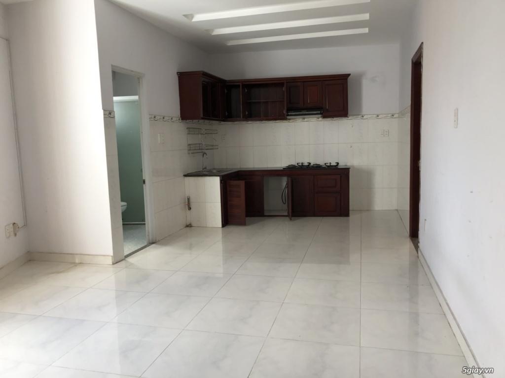 Cho thuê căn hộ khu Phan Xích Long, P.7, PNhuận: 60m2 + 2PN, giá:8 tr - 3