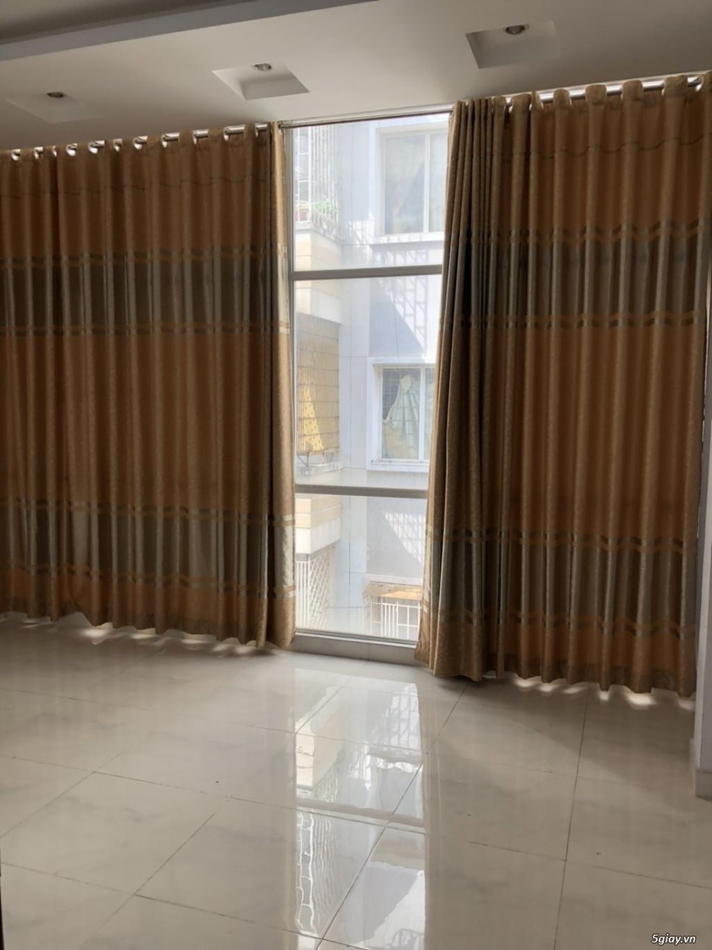 Cho thuê căn hộ khu Phan Xích Long, P.7, PNhuận: 60m2 + 2PN, giá:8 tr