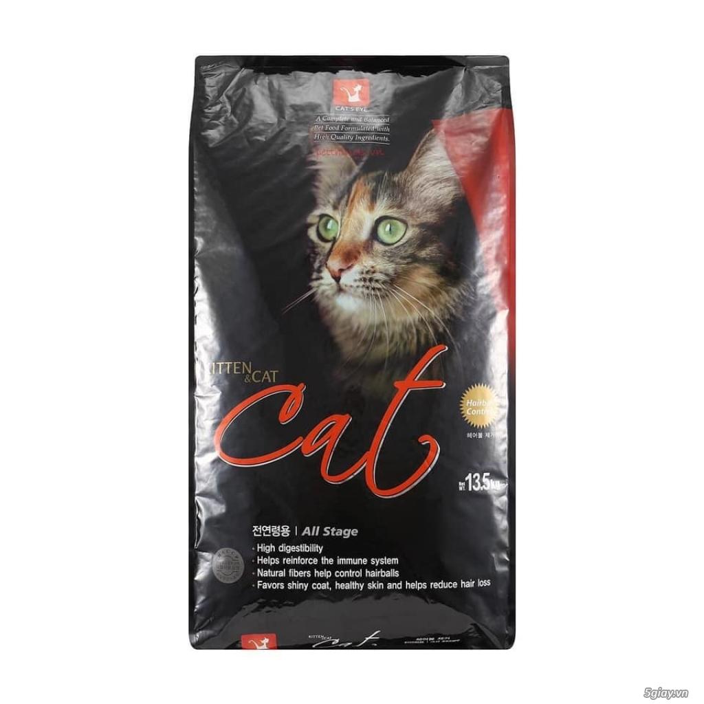 Thức Ăn Cho Mèo Royal, Cat's Eye, Catsrang, Minino - Cát Vệ Sinh Mèo - 5