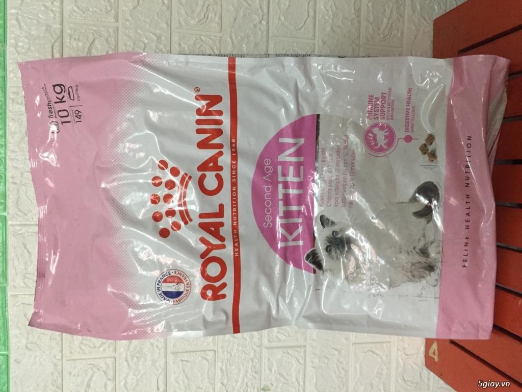 Thức Ăn Cho Mèo Royal, Cat's Eye, Catsrang, Minino - Cát Vệ Sinh Mèo - 9
