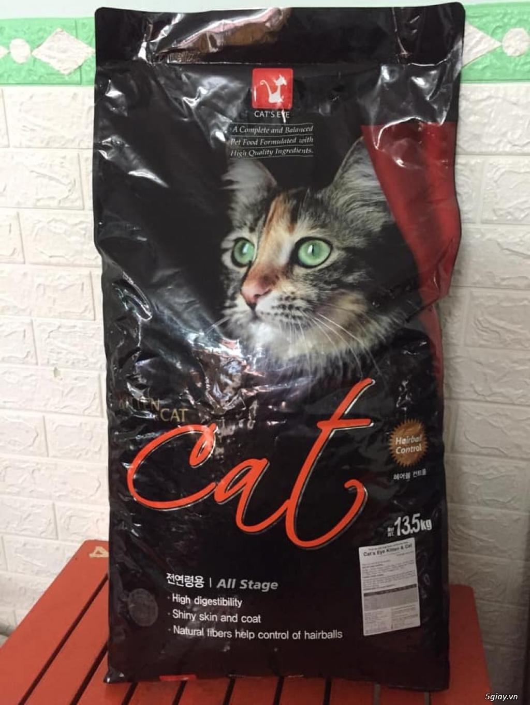 Thức Ăn Cho Mèo Royal, Cat's Eye, Catsrang, Minino - Cát Vệ Sinh Mèo - 6