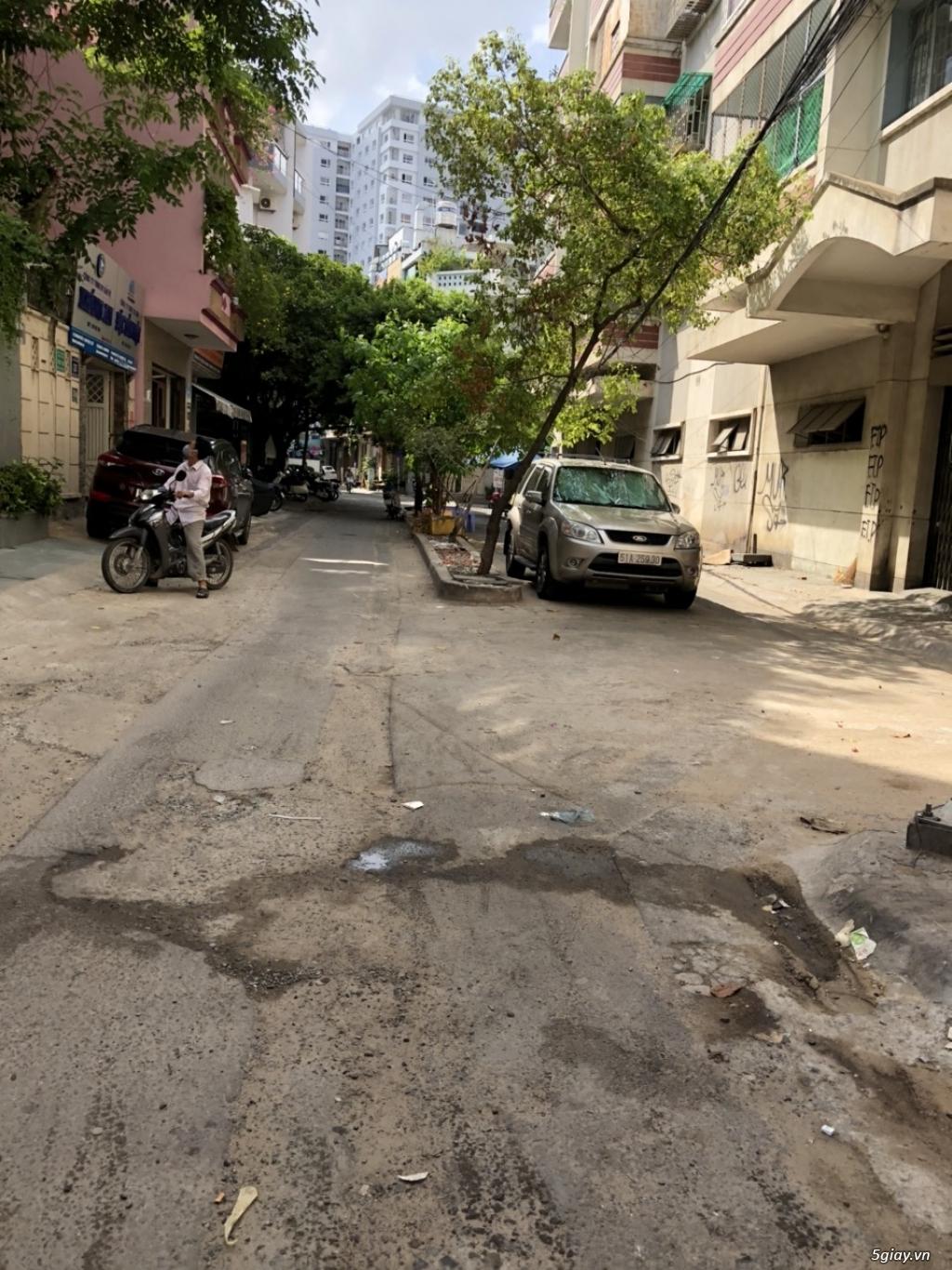 Cho thuê căn hộ khu Phan Xích Long, P.7, PNhuận: 60m2 + 2PN, giá:8 tr - 4