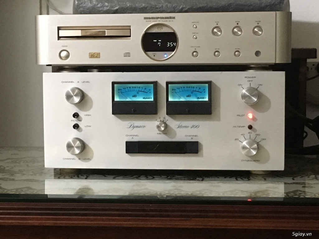 cdp MARANTZ Super Audio CD SA-14 VER II