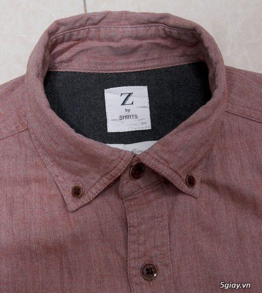 [ Topic 2 ] sơ mi japan áo sọc denim end nhanh trong ngày ET 22h59' - 2/6/2020. - 6