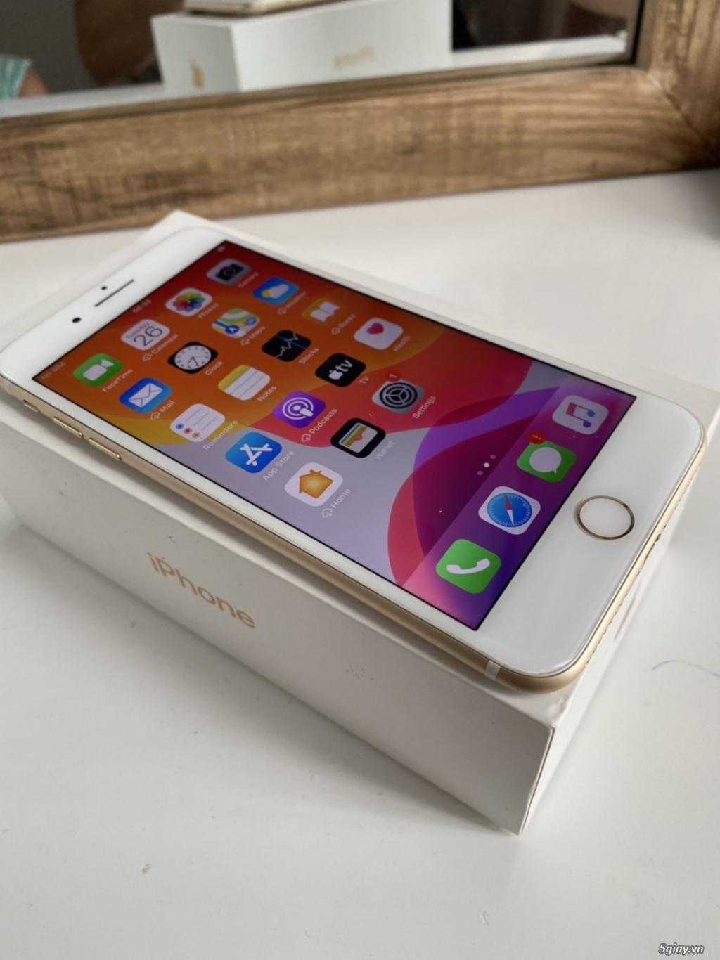 Cần bán: Iphone 7 plus gold - 4