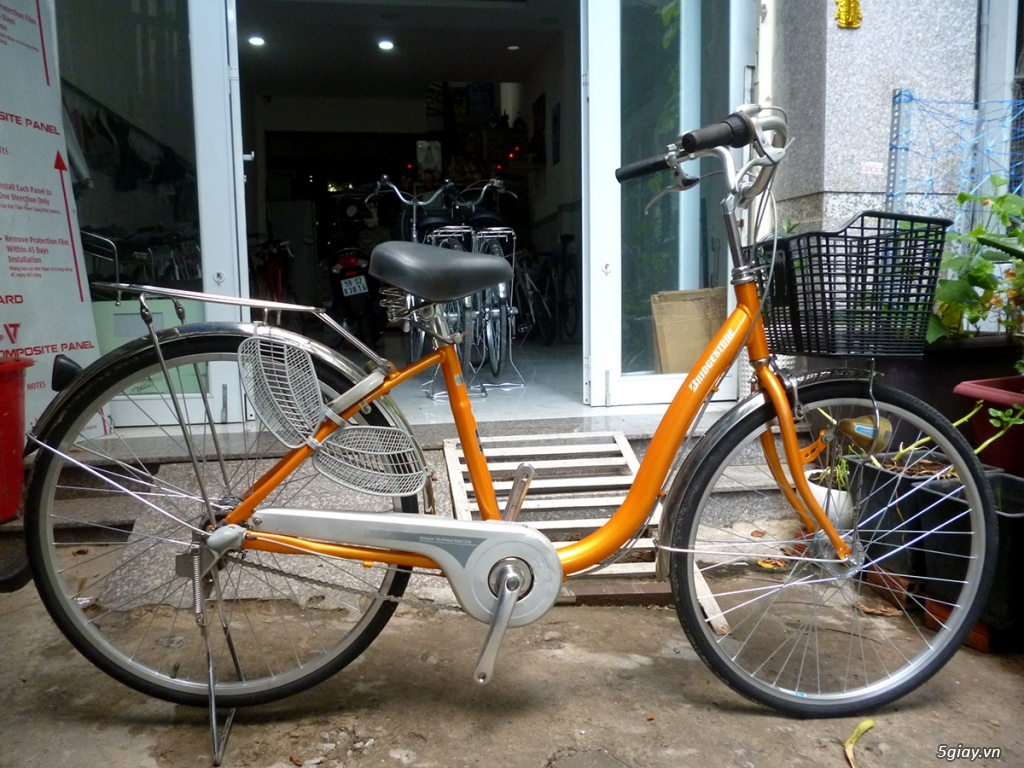 Chuyên bán xe đạp Nhật hàng bãi (secondhand bikes) - 44