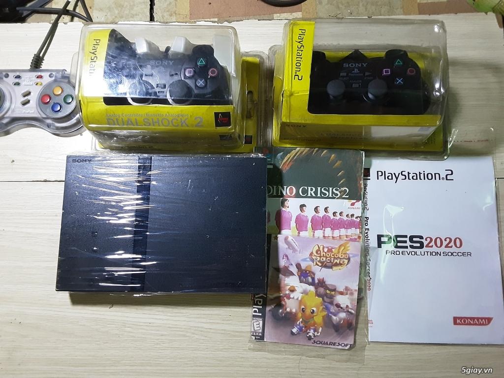 playstation-PS1- PS2- PS3 -PS4-psVITA-PSP-WII-NINTENDO-chuyên PS2 ổ cứng chép game bảo hành 1 đổi 1 - 25