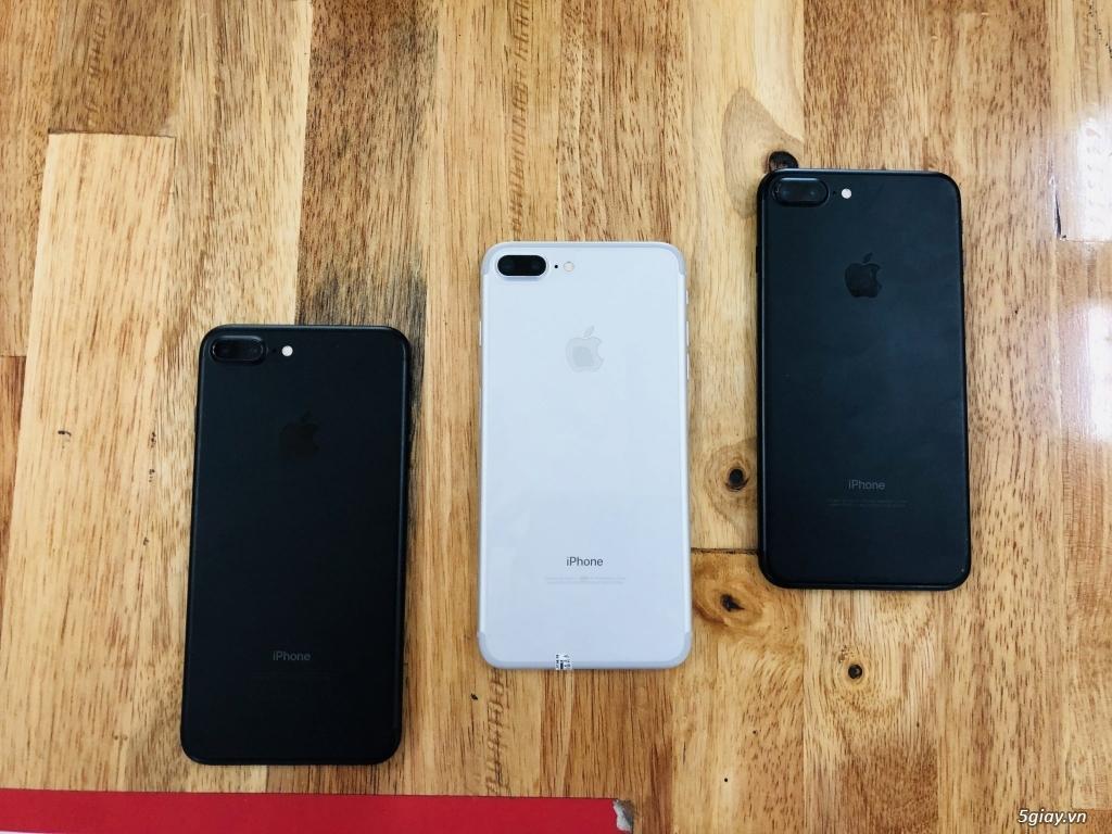 iphone 7plus Quốc tế zin all - 1