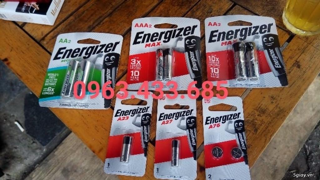 Chuyên cung cấp Pin Energizer chính hãng
