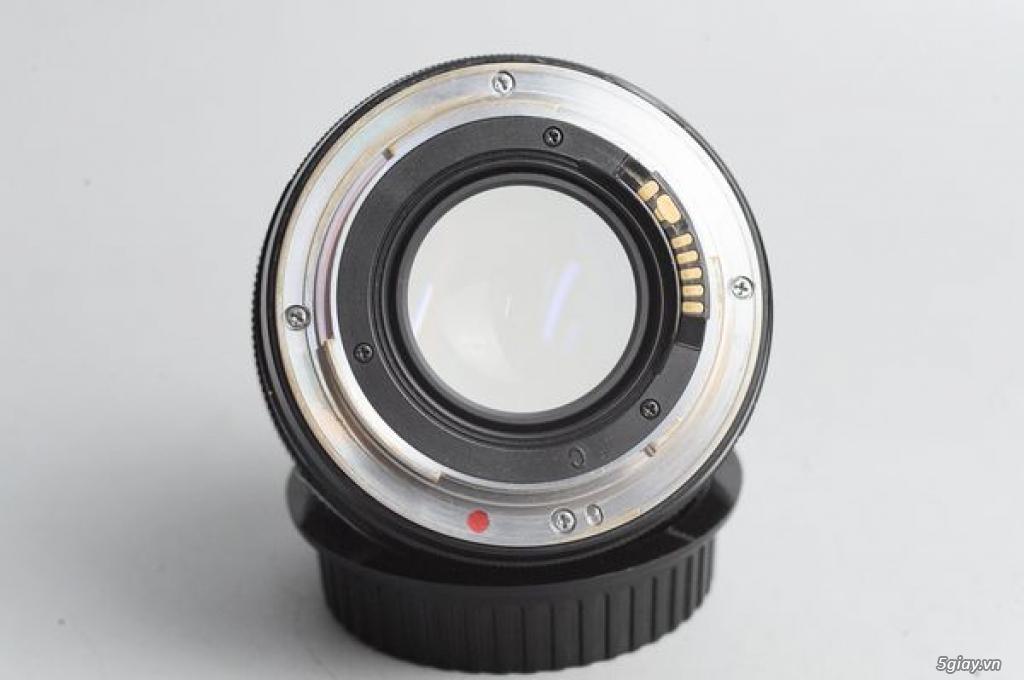 Carl Zeiss 50mm f1.4 Planar T* ZE MF ngàm Canon EOS (50 1.4) 95% - 179