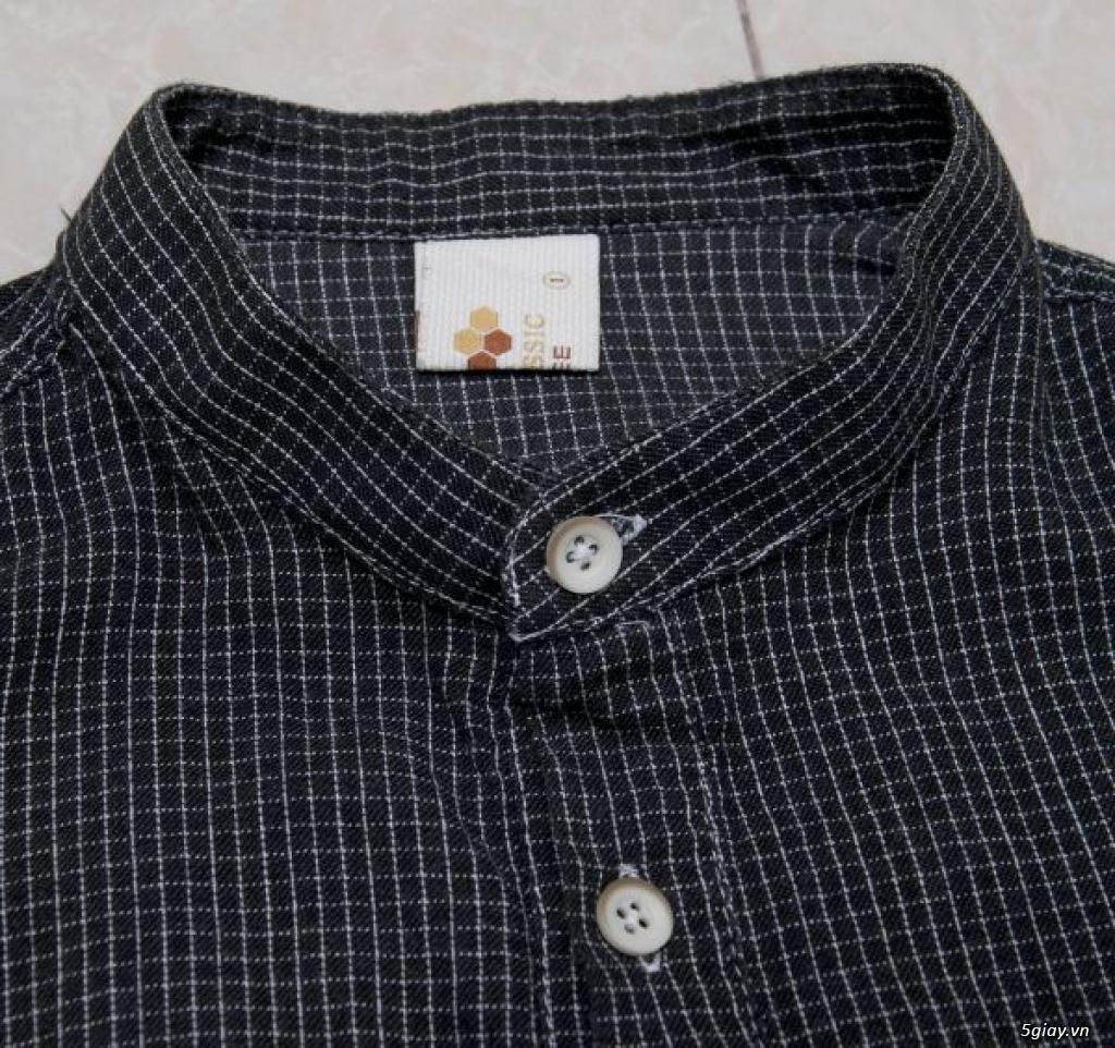 [ Topic 2 ] sơ mi japan áo sọc denim end nhanh trong ngày ET 22h59' - 2/6/2020. - 14