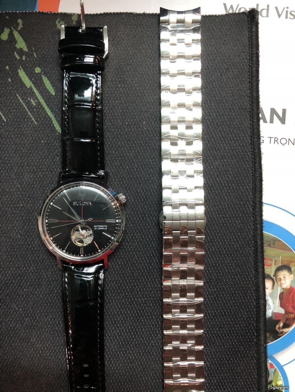 Đồng hồ Bulova 96A199 GIÁ BAO TỐT