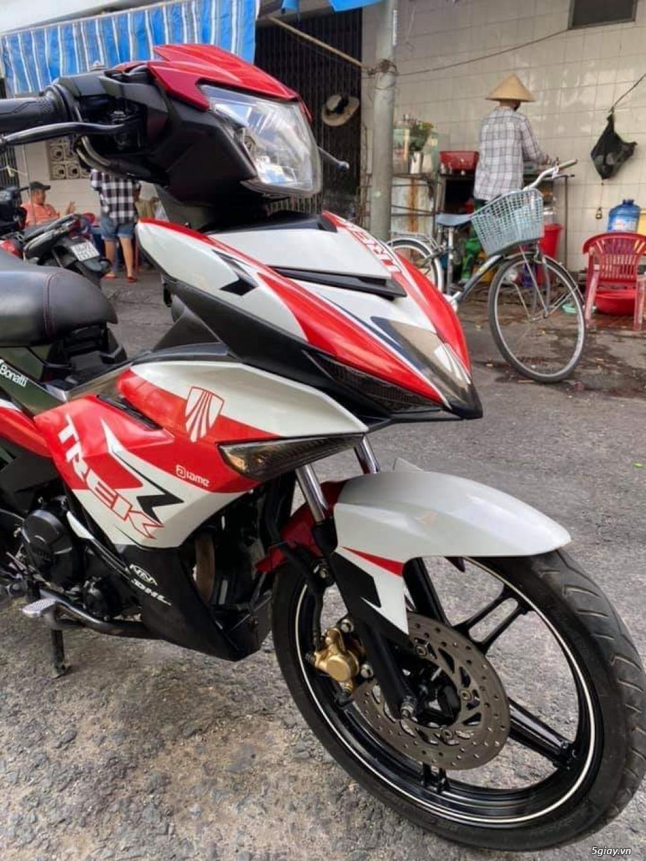 Yamaha Exciter 150 màu đỏ trắng zin - 2