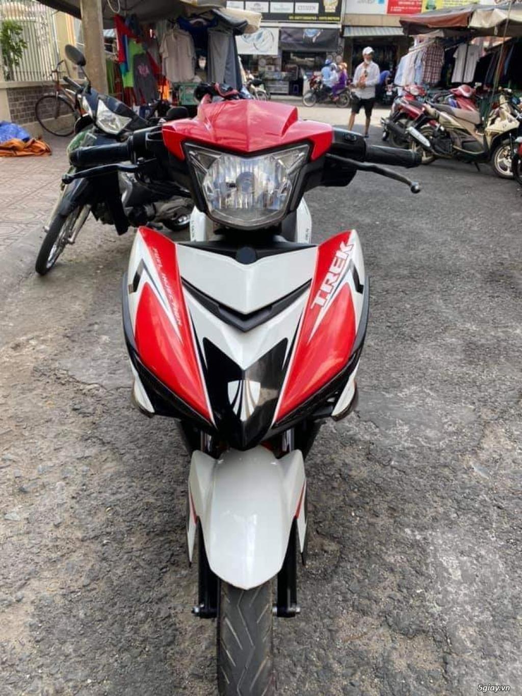 Yamaha Exciter 150 màu đỏ trắng zin - 3