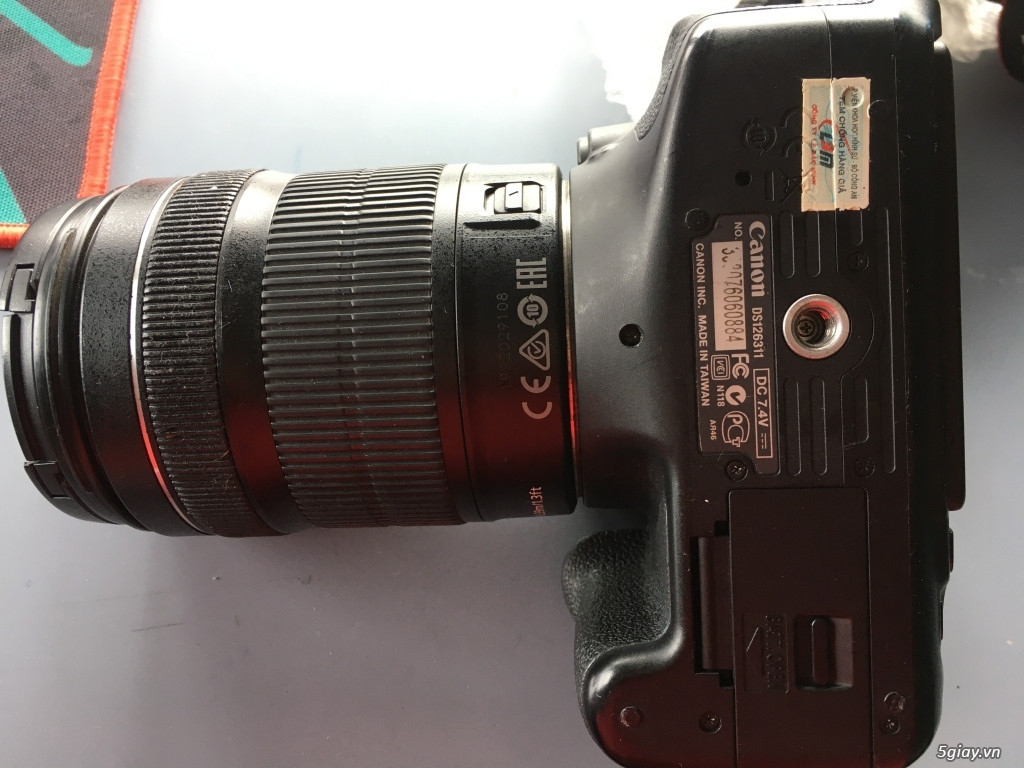 600D - 18 135 IS STM - 55 250 IS STM - 70 210 F4