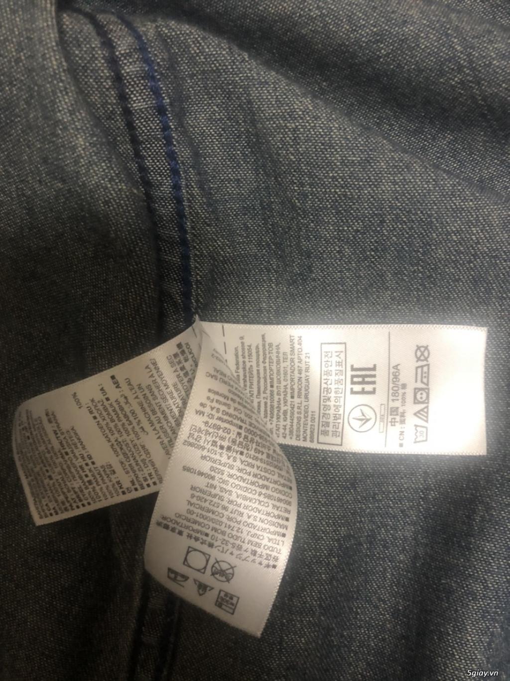 Thanh lý quần áo nam hàng hiệu- chính hãng giá tốt. - 4