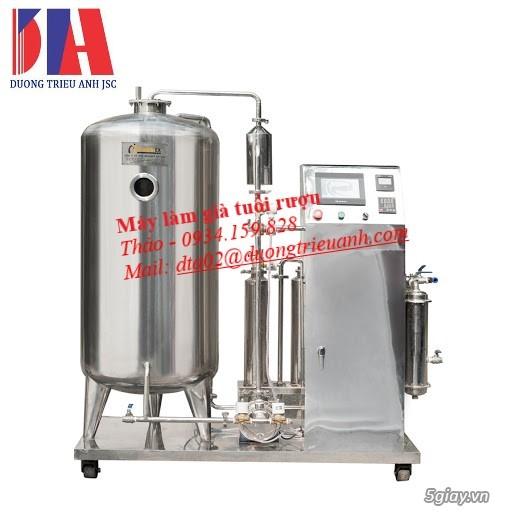 Máy lọc độc tố kết hợp lão hóa rượu - 1
