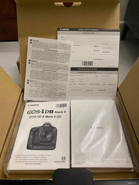 Canon 1Dx - Mark 2 hàng New Fullbox - 2