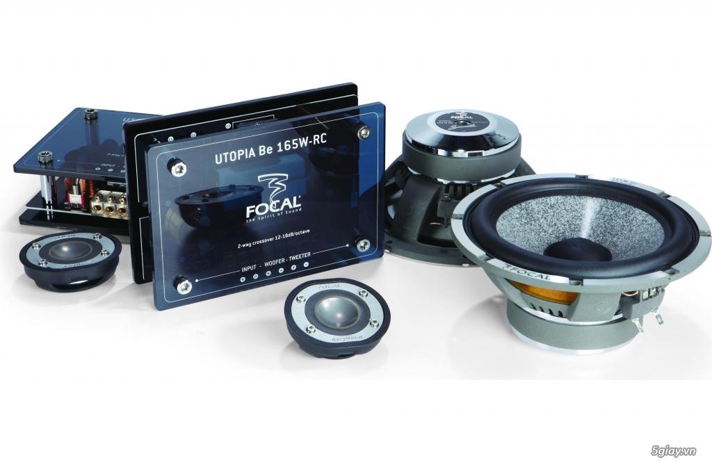 Thanh lý dàn âm thanh Focal Utopia và Pioneer PRS giá siêu rẻ