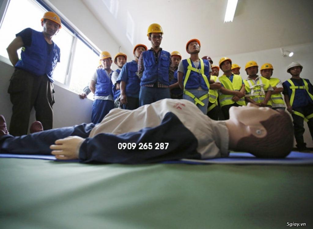 Huấn luyện-kiểm định an toàn lao động tại Đại Đăng-Bình Dương