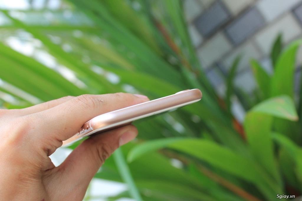 IPhone 8G Gold máy quốc tế - 4