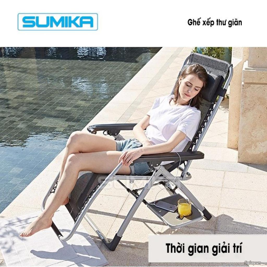 ghế thư giãn SUMIKA 179 giá ưu đãi 990k freeship toàn quốc - 9