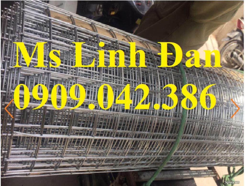 lưới thép hàn mạ kẽm, chuyên cung cấp lưới thép hàn mạ kẽm - 4
