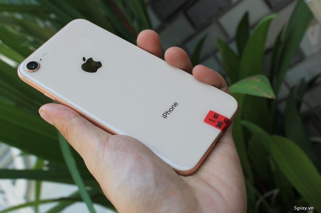 IPhone 8G Gold máy quốc tế