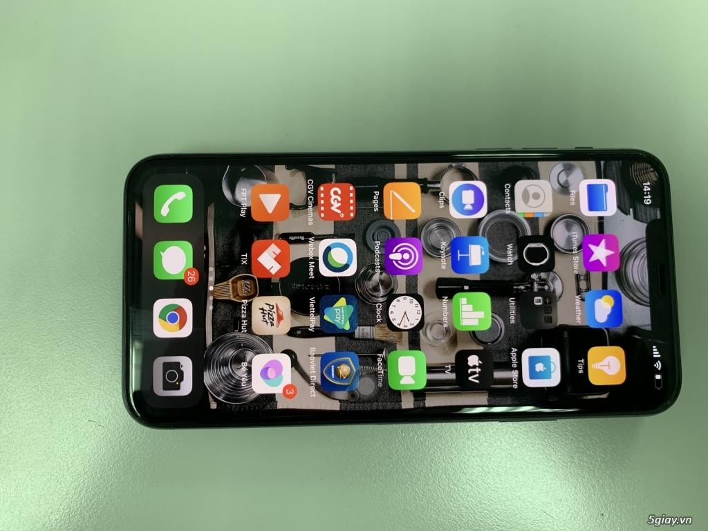 Cần Bán Iphone 11 promax midnight green - 1
