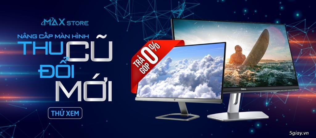 Màn hình LCD Cũ 20 đến 27 inch:Dell, HP, ASUS, LG, Samsung Bảo hành 6T - 1