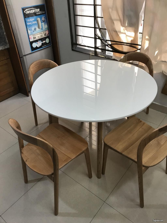 Chân bàn Mad cho mặt đá tròn - 4