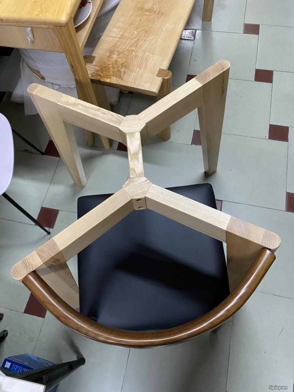 Chân bàn Mad cho mặt đá tròn - 2