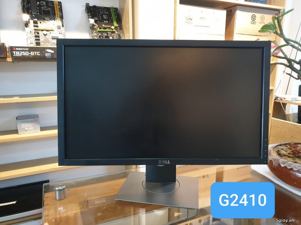 Màn hình LCD Cũ 20 đến 27 inch:Dell, HP, ASUS, LG, Samsung Bảo hành 6T - 10