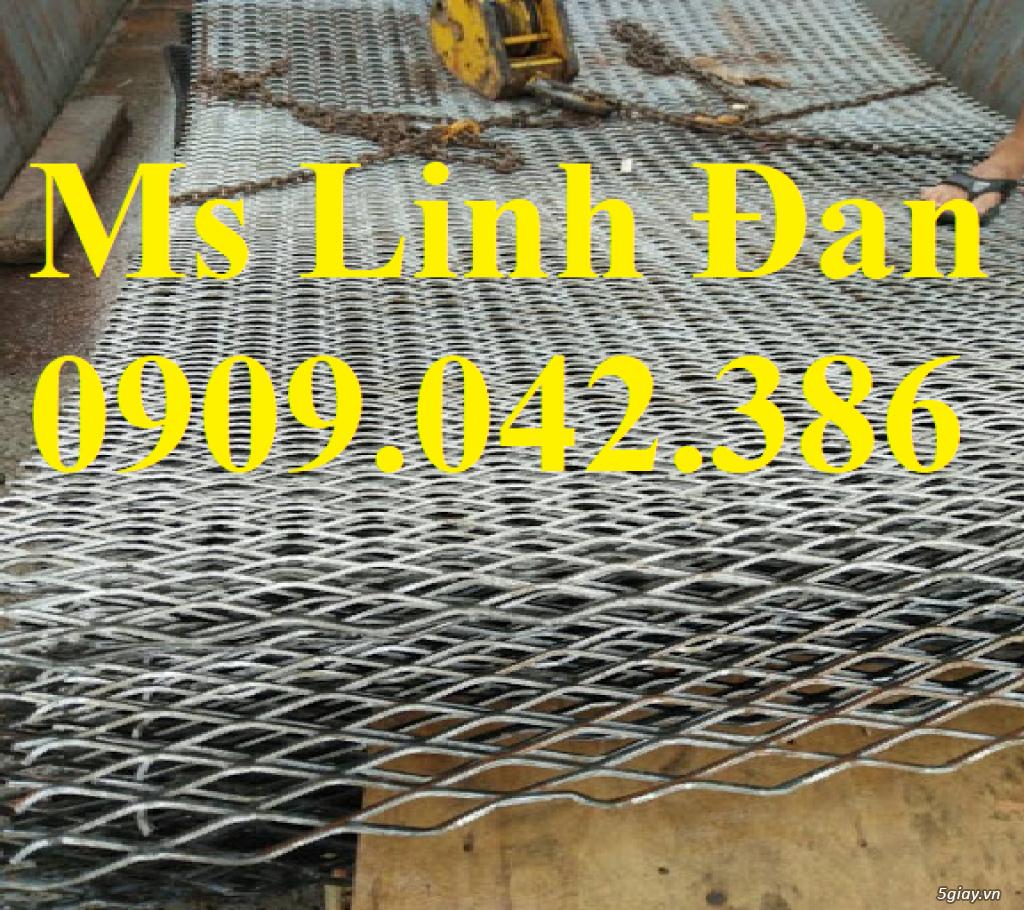 lưới thép kéo giãn, lưới thép hình thoi, lưới thép xg, lưới thép dgiãn - 2