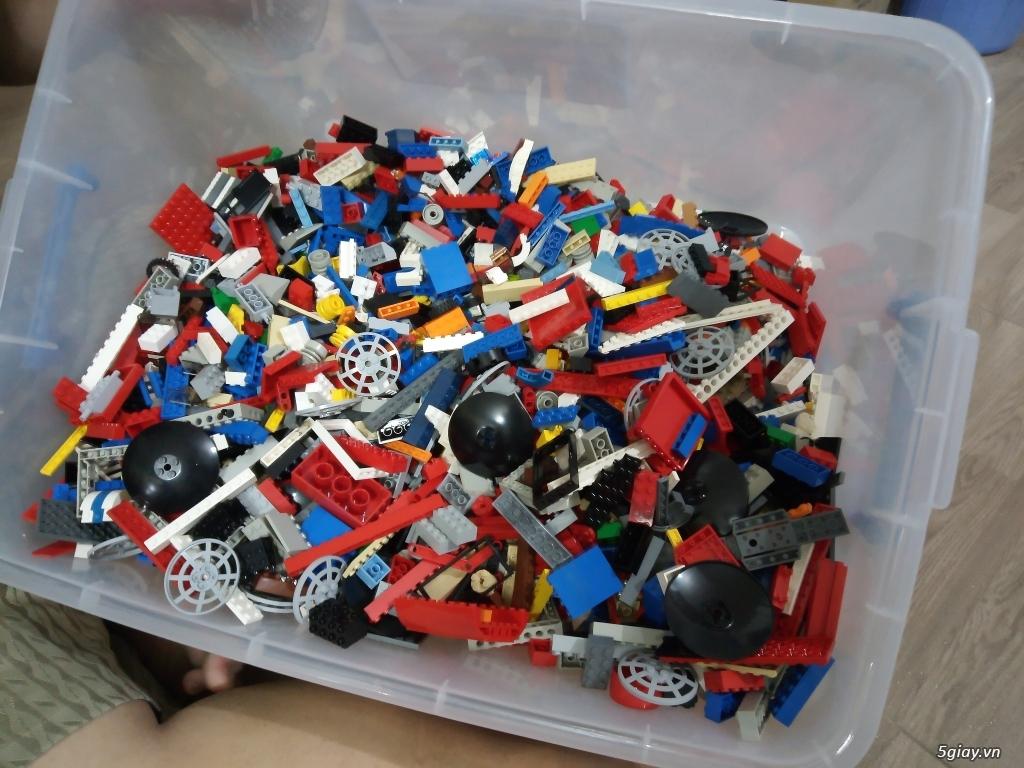 THANH LÝ LEGO CHÍNH HÃNG THEO KG - 1