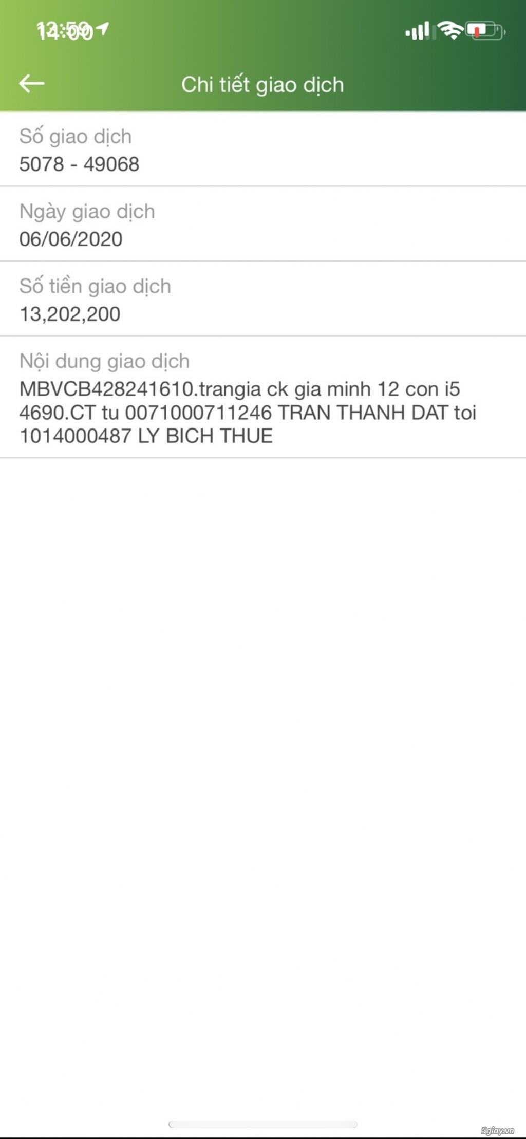 Cảnh báo sdt lừa đảo 039.66666.77 hoặc 0396666677 (Computer Gia Minh) - 7