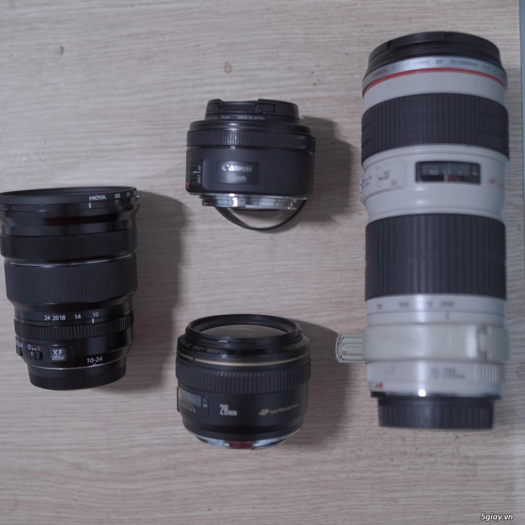 lens FUJI XF10-24 f4|Canon 28, 70-200, ex580ii|Body GH5 - 4