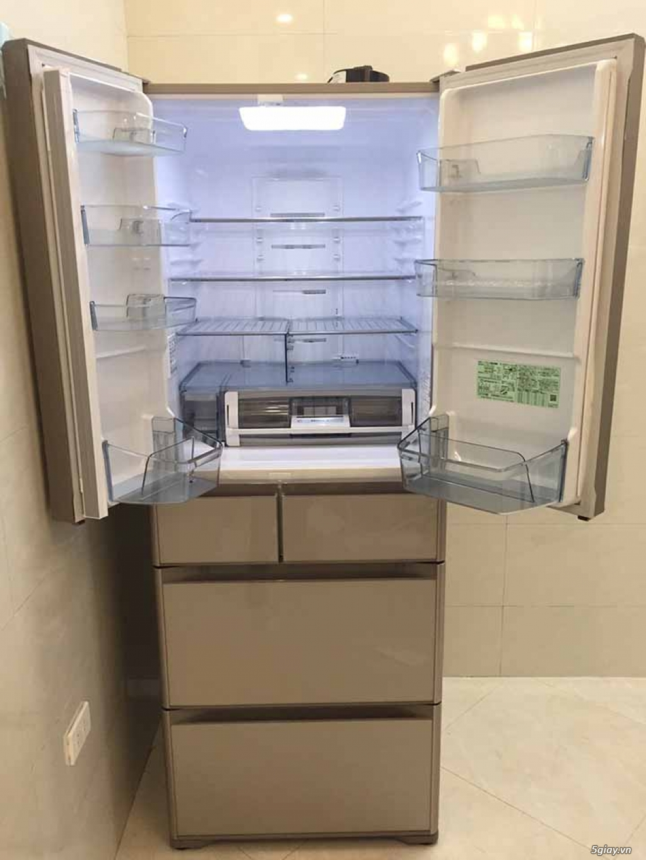 Tủ lạnh nội địa Nhật Hitachi - 1
