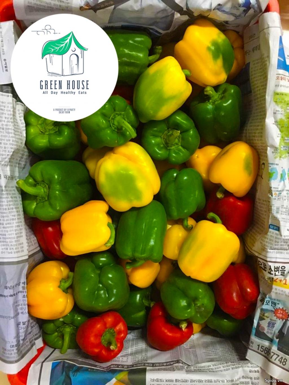 Healthy Green House: Rau - Củ - Quả (Sạch/Organic) & Suất Ăn Giảm Cân - 17