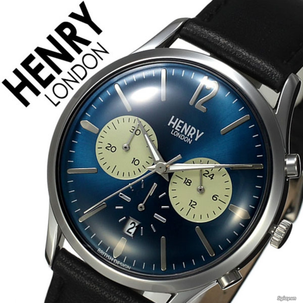 [Watch] HENRY LONDON Knightsbridge from Enghland / End 22h59 07/10/2020.