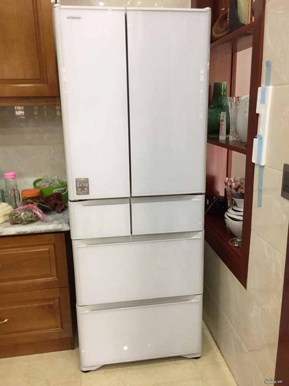 Tủ lạnh nội địa Nhật Hitachi