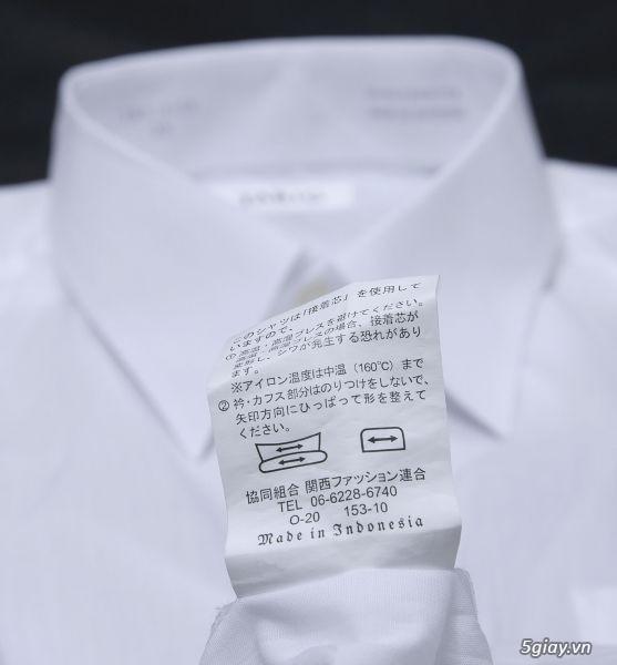 [Topic 1 ] sơ mi trắng UniQLo japan mời anh em bid ET 22h59' - 11/6/2020. - 19