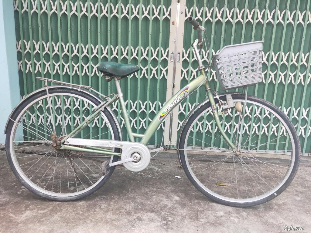 Xe đạp cũ giá rẻ chạy tốt