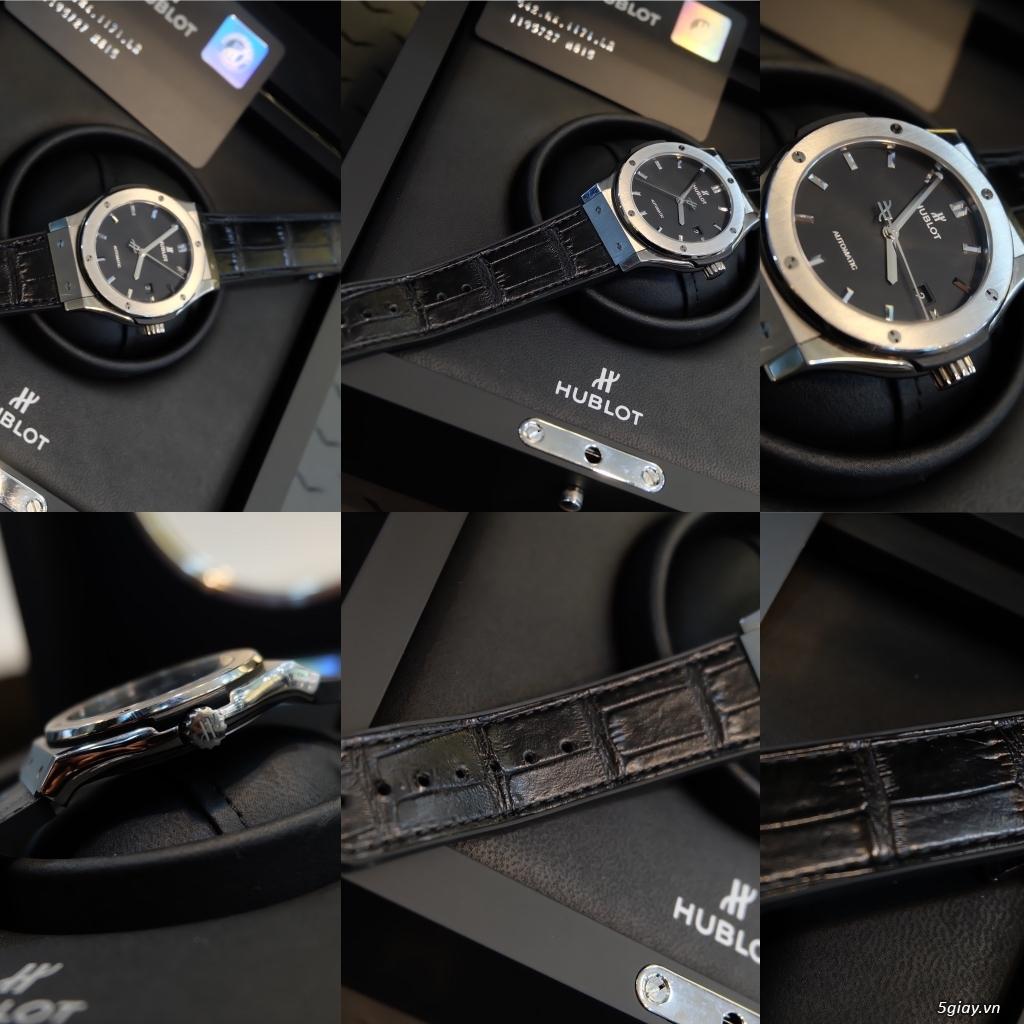 Trung Nguyễn Luxury các model đồng hộ thuỵ sĩ update liên tục - 11