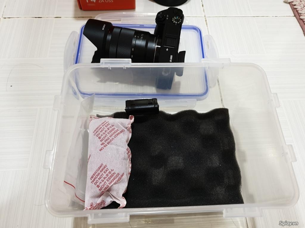 (HCM) Sony A6000 + CZ 16-70 F4 + Phụ kiện + Sony Nex 5R - 12