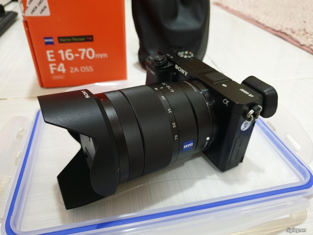 (HCM) Sony A6000 + CZ 16-70 F4 + Phụ kiện + Sony Nex 5R - 9