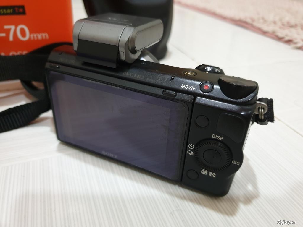 (HCM) Sony A6000 + CZ 16-70 F4 + Phụ kiện + Sony Nex 5R
