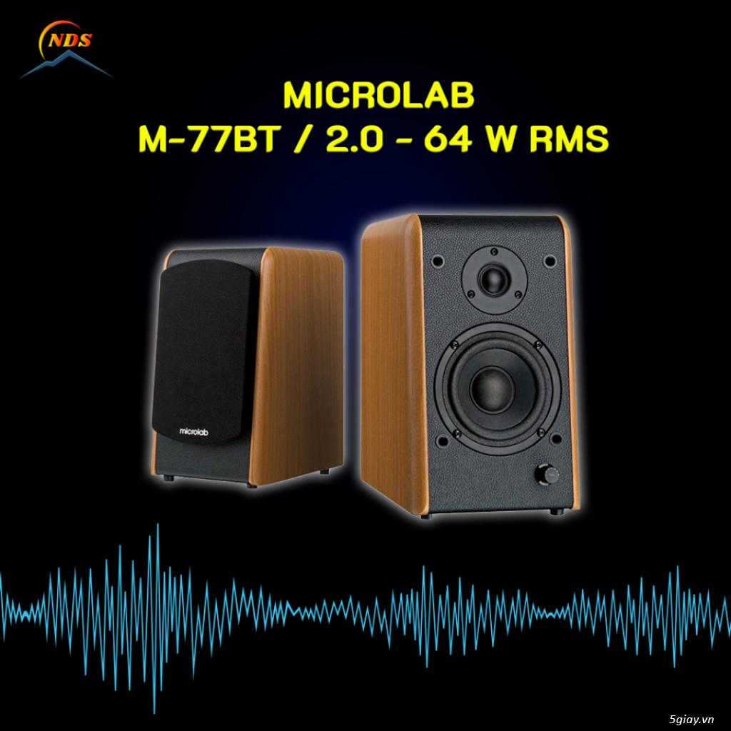 Thanh Lý Vài Bộ Loa Máy Tính MICROLAB - 1