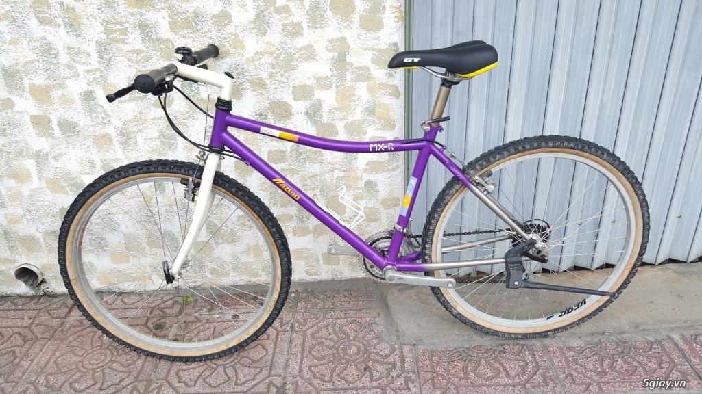 Xe đạp - Nhật - Anh - Pháp - Mỹ - Canada - Tây Ban Nha - Italia - Đức - 8